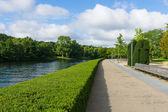 Spree embankment. Berlin. Germany. — Photo
