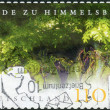 Postage stamp printed in Germany, shows Himmelsberg Lime Tree Natural Monument (age 750 years) — Stock Photo #51208885