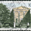 Postage stamp printed in Germany, dedicated to the 200th anniversary of Choral Singing Academy of Berlin — Stock Photo #51761035