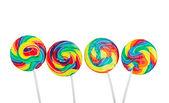 Four Lollipops — Stock Photo