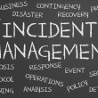 Incident Management word cloud — Stock Photo #49542491