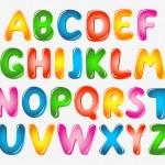 Alphabet letters — Stock Vector #11945356