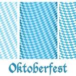Set of Oktoberfest design background — Stock Vector #12008053