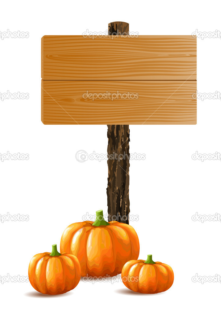 Blank Sign Board Vector Blank Wooden Sign Boards With