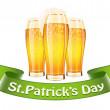 Saint Patrick's Day banner — Stock Vector