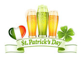 St.Patrick's Day banner — Vetorial Stock