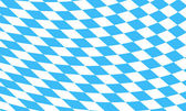 Bavarian flag background — Stock Vector
