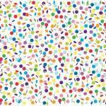 Colorful confetti background — Stock Vector #38431825
