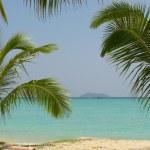 Koh phi phi beach 1 — Stock Photo