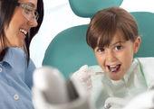 Diş hekimi ofis — Stok fotoğraf