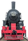 Steam train. — ストック写真