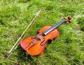 Violin. — Stock Photo