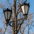Stock Photo: Street light.