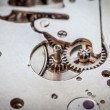 Clockwork mechanisms. — Stock Photo