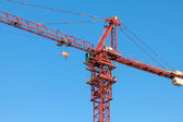 Tower crane. — Stock Photo