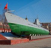 Submarine S-56. — Stock Photo