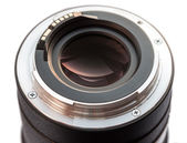 DSLR camera lens. — Stock Photo