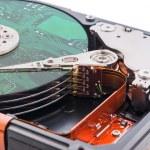 Hard disk drive. — Stock Photo #24469007