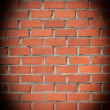 Brick Wall. — Foto de Stock