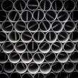 Steel pipes. — Stock Photo #28671077
