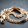 Gold chain. — Stock Photo #28671149