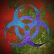 Stock Photo: Biohazard.
