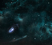 Space background. — Stock Photo
