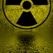 Radiation hazard symbol. — Stock Photo #29215301