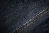 Denim texture. — Stock Photo