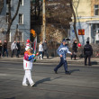 The Olympic Torch Relay. — Stock Photo