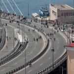 "Flashmob ""I love Vladivostok"". — Stock Photo #38321963"