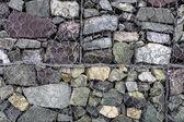 Mur de pierre. — Photo
