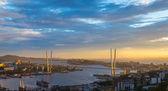 Vladivostok cityscape. — Stock Photo