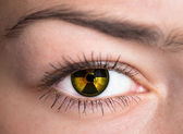 Human eye - concept photo. — Stock Photo