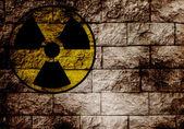 Radyasyon. — Stok fotoğraf