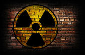 Radiation. — Stock Photo