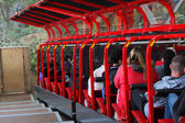 Steepest incline railway — Stock Photo