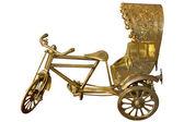 Bicycle rikshaw — Stock Photo