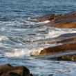 Rocky shore - Stock Photo