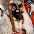 Stock Photo: Bulgarimummers parade