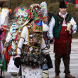 Bulgaria mummers parade 2008 — Stock Photo
