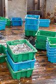 Vecchio peschereccio — Foto Stock