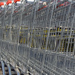 Shopping carts — Stock Photo #13392144