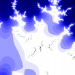 Fractal illustration -  