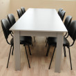 Conferences / meetings room — Foto Stock