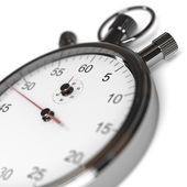 Stopwatch Defocused — Stock Photo