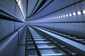 Train Tunnel — Stock Photo