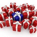Gift Boxes — Stock Photo #12814602