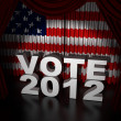 Election Day Usa 2012 — Foto Stock
