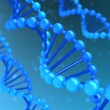 DNA helix - Stock Photo